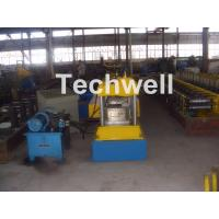 Buy cheap 12-15m/min Forming Speed Box Beam Rack Roll Forming Machine for Upright Rack , Storage Shelf from wholesalers