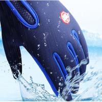Buy cheap Windproof Knitted Hand Gloves For Gym , Gym Training Gloves Non Slip from wholesalers