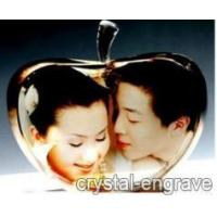 Buy cheap Personalize 3d Laser Engraving,crystal souvenir,Valentine's Day gift from wholesalers