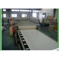 Buy cheap Conical PVC Sheet Extruder , Hydraulic Driving Plastic Film Extruder Machine from wholesalers