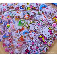 Buy cheap Customized Kawaii Cute Cartoon Foam Stickers 3D EVA Puffy Stickers for Girls from wholesalers
