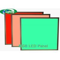 Buy cheap High Lumens 24V RGB LED Control Panel Lights 54 Watt For Restaurants from Wholesalers