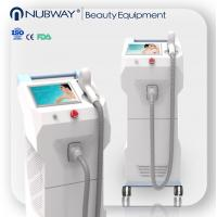 Buy cheap Spa use depilator 808nm diode laser machine hair removal product