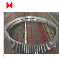 Buy cheap Construction Module 1.0 ZG35CrMo Inner Ring Gear from wholesalers
