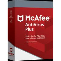 Buy cheap Email Activation Download Virus Removal Software McAfee Antivirus Plus 2019 Product Key 1 Device from wholesalers