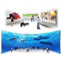 Buy cheap Supermarket Mall Touch Screen Wall Display , Full HD Digital Signage Lcd Video Display from wholesalers