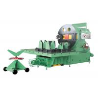 Buy cheap Q1280-I And II Electric Pipe Beveling Machine 50 - 400mm/r Frequency Control Axial Movement Speed product