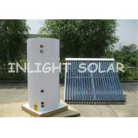 Buy cheap Convenient 0.6Mpa Sun Water Heater , Evacuated Tube Solar Warm Water Collector 300L-3000L from wholesalers