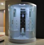 Buy cheap Prefab Modular Bathroom Fiberglass Shower Stall from wholesalers