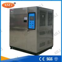Buy cheap Cold And Hot Thermal Shock Chamber , Thermal Test Chamber Water Cooling from wholesalers