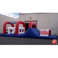 Buy cheap 35Ft Adventure Commercial Obstacle Course PVC For Teenagers from wholesalers