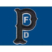 Buy cheap 3D Puff embroidery digitizing PFD WBC9C06 with color White,Med. Blue designs from wholesalers