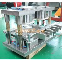 Buy cheap Aluminum  foil food container mould aluminum foil container machine manufaturer  in China from wholesalers