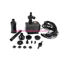 Buy cheap Small Size High Spray Head Garden Pond Water Pumps For Aquariums For Making Oxygenation And Wave from wholesalers