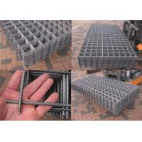Buy cheap Reinforcing Steel Welded Mesh Panels 4mm 6mm For Concrete Construction Steel Bar from wholesalers
