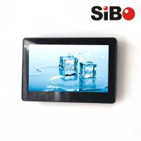Buy cheap SIBO 7 POE powered Wall Mounting Touch Screen For Home Automation from wholesalers