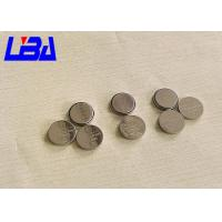 Buy cheap Light Weight CR 2032 3v Lithium Battery , Long Life Button Cell Battery from wholesalers