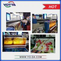 Buy cheap Roll to roll uv hybrid printer for adhesives 3d wallpapers print machine from wholesalers