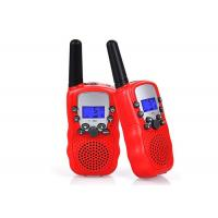 Buy cheap Outdoor Wireless UHF Walkie Talkie , Auto Squelch GSM Walkie Talkie from wholesalers