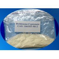 Effetive Pharmaceutical Boldenone Steroid Boldenone Cypionate For Strengthen Immune 106505-90-2