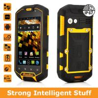 Buy cheap 2013 Outdoors Sports Waterproof Mobile Phone GPS Walkie-talky SOS functions Runbo X5 from wholesalers