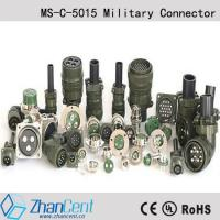 Buy cheap Amphenol connector military replacement(MS3102,MS3106,MS3108) from wholesalers