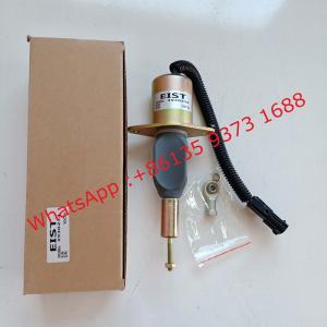 Buy cheap Hot Sell Cummins Engine Solenoid Valve 6742-01-2310 3930234 For Komatsu PC350-7 product