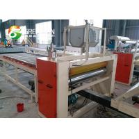 Buy cheap 603*603 Or 600*1200 PVC Film Whole Automatic Plasterboard Lamination Machine from wholesalers