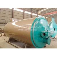 Buy cheap Textile Industry Thermal Oil Heater Horizontal Fuel  Heat Transfer Oil Furnace 600000 kcal Per Hour from wholesalers
