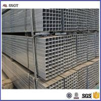 Buy cheap Q195 Wholesale Pre-Galvanized Steel Square Tube For Construction from wholesalers