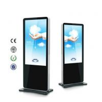 Buy cheap Floor Standing Indoor Electronic Elevator Loop Video Android Lcd Advertising Display Screen from wholesalers