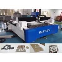 Buy cheap Stainless Carbon Steel CNC Laser Cutting Machine For Galvanized Plate from wholesalers