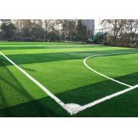 Buy cheap Soccer Field Futsal Artificial Grass 12000 Dtex Water Saving Multi Functional from wholesalers