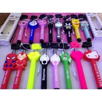 Buy cheap Colorful Cartoon Selfie Stick,Cartoon Monopod for mobile phone,Carton monopod selfie stick from wholesalers