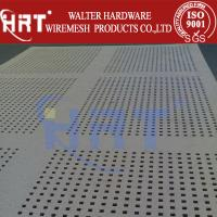 Buy cheap Perforated metal sheet supplier from wholesalers