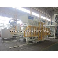 Buy cheap QFT 9-18 Concrete Block Making Machine from wholesalers