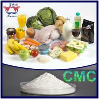 Buy cheap Food Grade Sodium Carboxymethyl Cellulose CMC / Cellulose Gum E466 from wholesalers