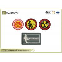 Buy cheap Army Morale Patches Various Sized , Self Stick Hook And Loop Tape from wholesalers