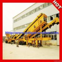 Buy cheap Wheel Mounted Crusher from wholesalers