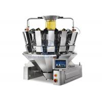 Buy cheap PLC Control Multi Head Weighing Machine , 10 Heads Combination Weigher Machine from wholesalers