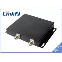 Buy cheap Light Weight 46 - 860MHz COFDM Receiver With H.264 Video Compression from wholesalers