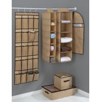Buy cheap Custom Small Clothes Storage Organizer Eco Friendly ISO9001 / SGS Certification from wholesalers