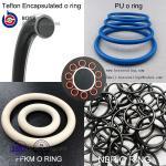 Buy cheap Encapsulated O-Ring,PFA Encapsulated Silicone O RingFEP Encapsulated Viton O-Ring from wholesalers
