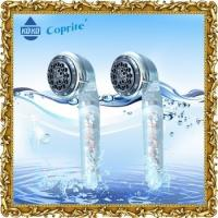 Buy cheap Shower Head Hard Water Filter With Negative Ion , Shower Head Chlorine Filter No Leaking from wholesalers