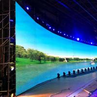 Buy cheap P2.5 Flexible LED Soft Screen from wholesalers