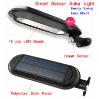 Buy cheap Outdoor Waterproof polysilicon solar sensor induction LED Corridor Light ECO-Friendly wall lamp SSL101 from wholesalers
