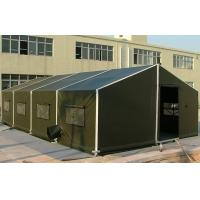 Buy cheap Green Military Army Tent , Hard Pressed Extruded Aluminum Alloy Army Surplus Tents from wholesalers
