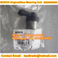 Buy cheap BOSCH  ZME/ Fuel Measurement Unit / Metering Solenoid Valve 0928400802 Metering Valve Unit from wholesalers