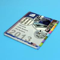 Buy cheap Professional Fancy Paper Booklet Printing Services Whth Black & White Printing from wholesalers