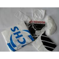 Buy cheap disposable car seat cover, disposable cover, pe car foot mat, gear cover, car seat cover product